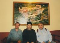 В гостевой келье Ватопедского монастыря