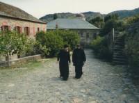 В Ватопедском монастыре