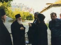 Беседа с архимандритом Ефремом