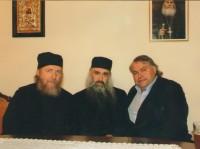 Архимандрит Сильвестр, монах Косьма и Аркадий Мамонтов