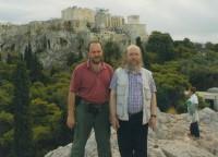Афины. На холме Ареса возле Акрополя