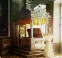Рака святителя Димитрия в Димитриевском соборе. 1911 г.