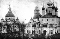 Спасо-Яковлевский монастырь начало XX века