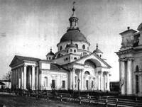 Димитриевский храм начало XX века