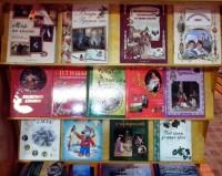 Выставки книжных новинок библиотеки Спасо-Яковлевского монастыря