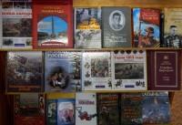 Книги о войне, представленные на выставке. Май 2015 г.