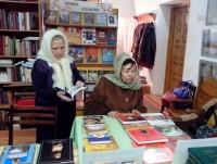 В библиотеке Спасо-Яковлевского монастыря