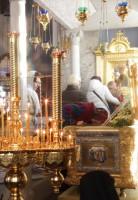 У раки Святителя Димитрия 10 ноября 2012г.