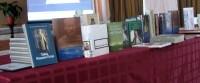 Выставка книг о Российских новомучениках и исповедниках.