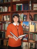 Мария Рубцова – автор книги «Ростов Великий: Святыни и достопримечательности. Путеводитель».