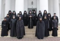 Братия Спасо-Яковлевского Димитриева монастыря. Фото 2014 г.