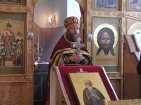 Духовник архимандрит Сильвестр