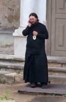 и.о. благочинного игумен Леонтий