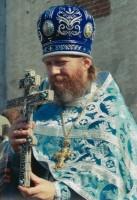 духовник монастыря о. Сильвестр