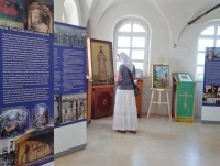 Выставка «Жизнь, труды и эпоха митрополита Димитрия Ростовского» на галерее Спасского храма