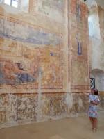 Лекция Марии Рубцовой о стенописях Спасского храма