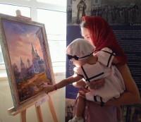Посетители Димитриевской выставки.