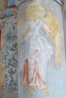 Роспись иконостаса Спасского храма