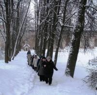 Экскурсия в Борисоглебский монастырь