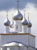 Спасский храм - собор Спасо-Песоцкого монастыря