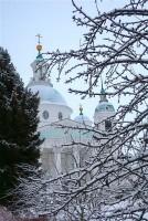Спасо-Яковлевский Димитриев монастырь. Январь 2021 года