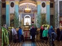 Завершение Крестного хода в Спасо-Яковлевском монастыре 5 июня 2017 г.