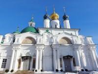 Яковлевский храм и Зачатиевский обор