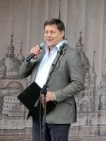 Заслуженный деятель искусств РФ, создатель и художественный руководитель театра «Имперский Русский Балет» Гедиминас Таранда.