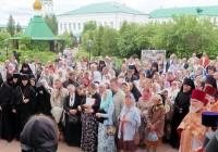 Спасо-Яковлевский монастырь 5 июня 2016 года: празднование 25-летия возрождения обители