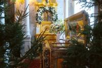 Рождество Христово в Спасо-Яковлевском монастыре. 2021 год