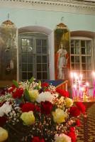 Пасхальное богослужение в Спасо-Яковлевском монастыре. 2 мая 2021 г.