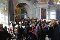 День памяти Святителя Димитрия Ростовского в Спасо-Яковлевской обители. 10 ноября 2020 года