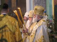 Соборная архиерейская служба в Спасо-Яковлевском Димитриевом монастыре 9 января 2020 г.