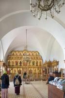 Церковь Святителя Иакова. Новый иконостас в обновленном интерьере. 7 июля 2019 г. Уильям Брумфилд