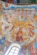 Собор Зачатия св. Анны. Свод центральной апсиды, изображение Девы Марии с Младенцем Христом («Слава Богородице») и Господа Бога Саваофа. 8 июля 2019 г. Уильям Брумфилд