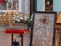 Десница и чудотворный образ великомученика Георгия Победоносца