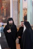 Архимандрит Алексий, настоятель монастыря Ксенофонт и игумен Августин, наместник Спасо-Яковлевского монастыря