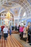 Поклонение деснице великомученика Георгия Победоносца в Спасо-Яковлевском монастыре. 5 мая 2015 года.