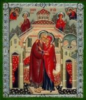 Образ Зачатия святой Анны (современная икона).
