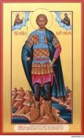 Икона св. Андрея Стратилата