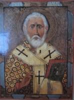 чудотворный образ Николая Чудотворца Крупицкого, который принадлежит Батуринскому Крупицкому Свято-Николаевскому женскому монастырю, в 2003 году пребывал в обители