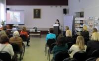 Презентация новой книги Спасо-Яковлевского монастыря в Ярославской областной научной библиотеке 17 апреля 2017 г.