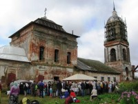 Храм Богоявления Господня в селе Красново