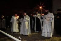 Освящение воды в праздник Богоявления в Спасо-Яковлевском монастыре 19 января 2016 г.