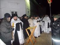 Крестный ход на праздник Крещения Господня в Спасо-Яковлевском монастыре 19 января 2017 г.