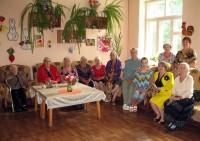 Встреча в центре социального обслуживания населения «Радуга»