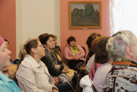 Лекция «Шереметевы и Димитрий Ростовский» в Музее ростовского купечества 19 апреля 2018 г.