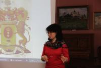 Автор и ведущая лекции – Мария Рубцова.