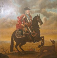 Фельдмаршал Борис Петрович Шереметев – сподвижник Петра I.