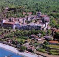 Ватопедский монастырь на Афоне